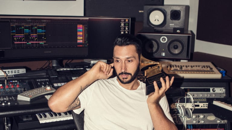 "Cedric Gervais rocks the airwaves with ""Do It Tonight"""