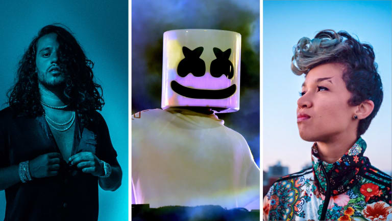 Marshmello to Headline Forbes Under 30 Music Festival Along with Russ and Butterscotch