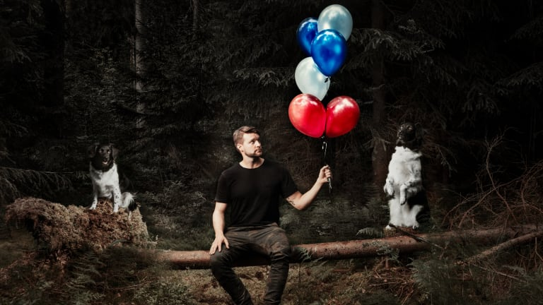 "Yotto's Debut Album ""Hyperfall"" Is Mesmerizing [Listen]"