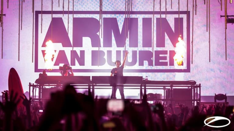 Armin van Buuren announces the first massive ASOT 900 event