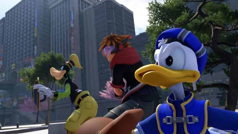 Skrillex and Poo Bear Join Utada Hikaru on the 'Kingdom Hearts 3' Theme Song