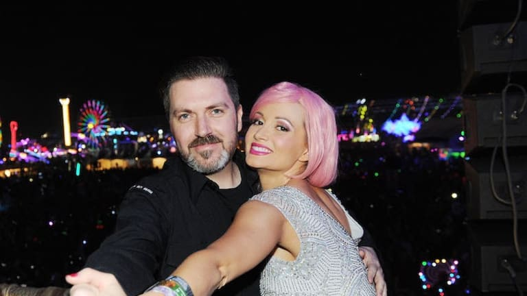 EDC Creator Pasquale Rotella Separates From Former Playmate Holly Madison