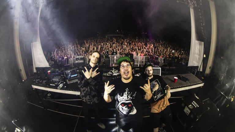 "Zeds Dead and Snails Link Up For ""Magnets"" ft. Akylla"