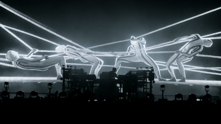 The Chemical Brothers Just Dropped a Brand New Single - 'Free Yourself'  [Listen]