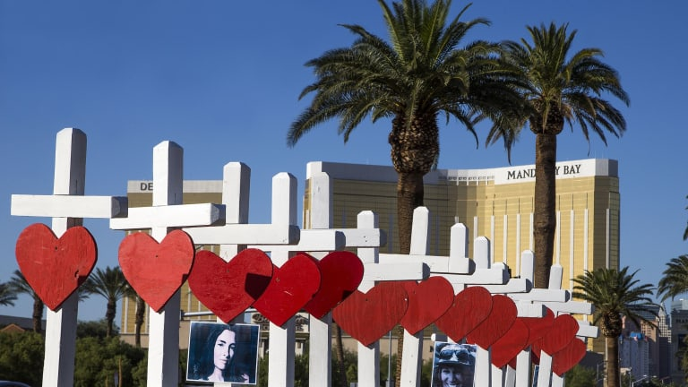 Artists Pay Tribute To The Vegas Shooting One Year Ago