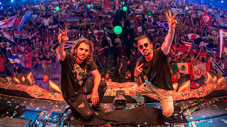 Tomorrowland Presents: The Garden of Madness with Dimitri Vegas and Like Mike This December in Antwerp