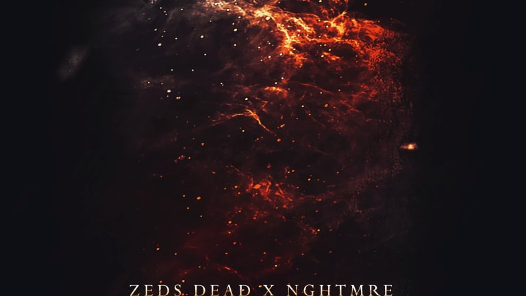 "Slooze Drops Remix for Zeds Dead X NGHTMRE Single ""Frontlines"" ft. GG Magree"