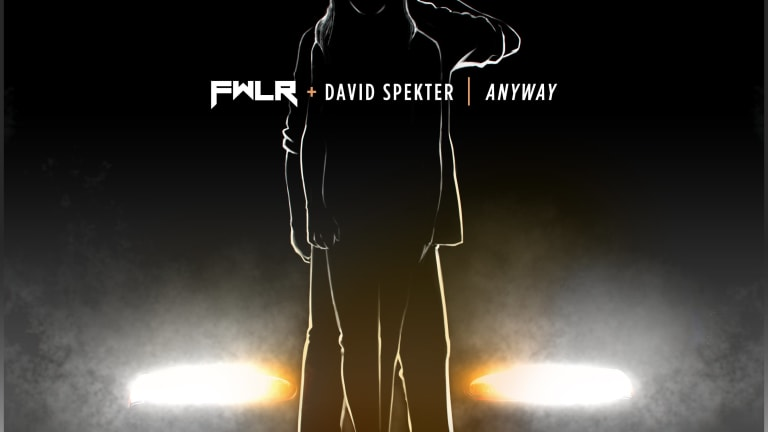 "FWLR & David Spekter Release Powerful New Single ""Anyway"""