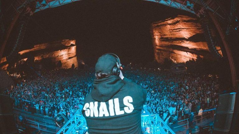 "SNAILS Debuts ""The Shell 2.0"" TONIGHT at Red Rocks!"