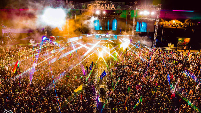 Imagine Music Festival 2017 Captured  in New Film, Imagine Nation