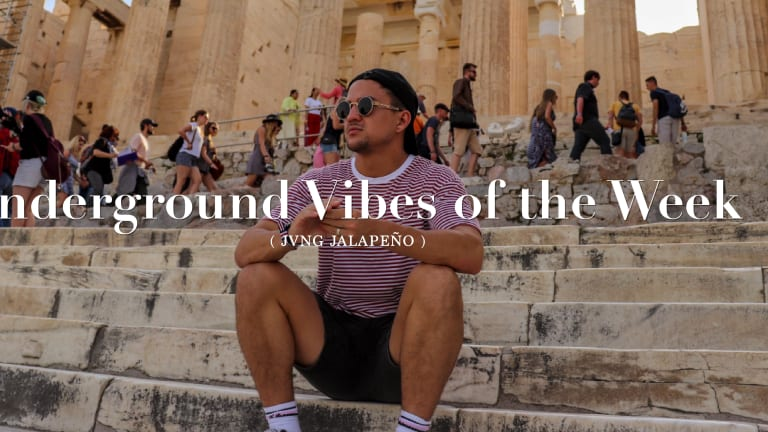 Underground Vibes of the Week / 013