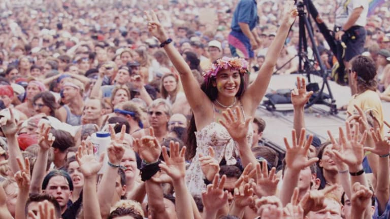 Woodstock Music Festival Has Been Resurrected For Its 50th Anniversary