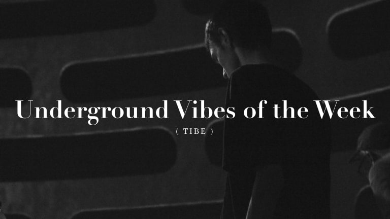 Underground Vibes of the Week / 014