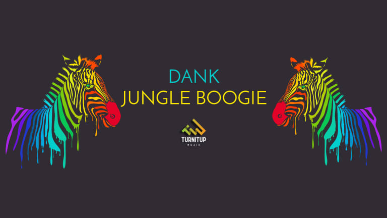 "DANK Goes Wild with New Single, ""Jungle Boogie"""