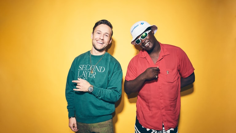 "Party Favor and Bipolar Sunshine ""Circle Up"""