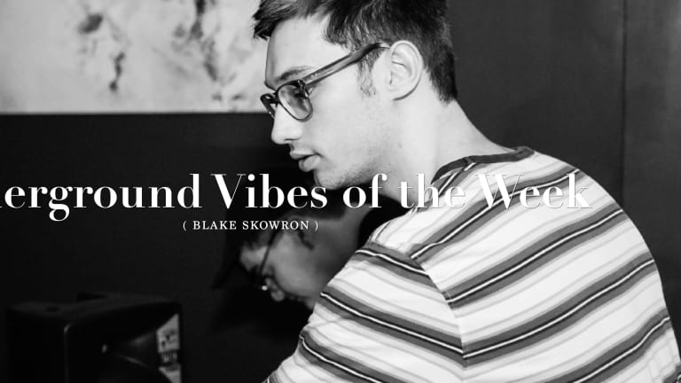Underground Vibes of the Week / 015