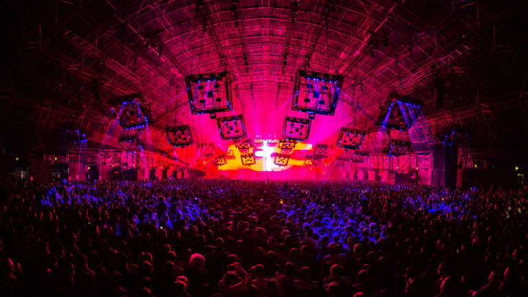 Carl Cox and Eric Prydz to Headline Steel Yard London 2019