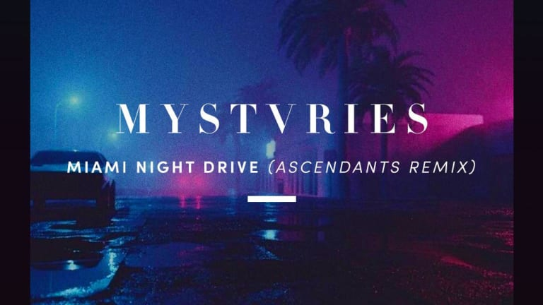 """Miami Night Drive"" by Mystvries Gets the Ascendants Treatment [Premiere]"