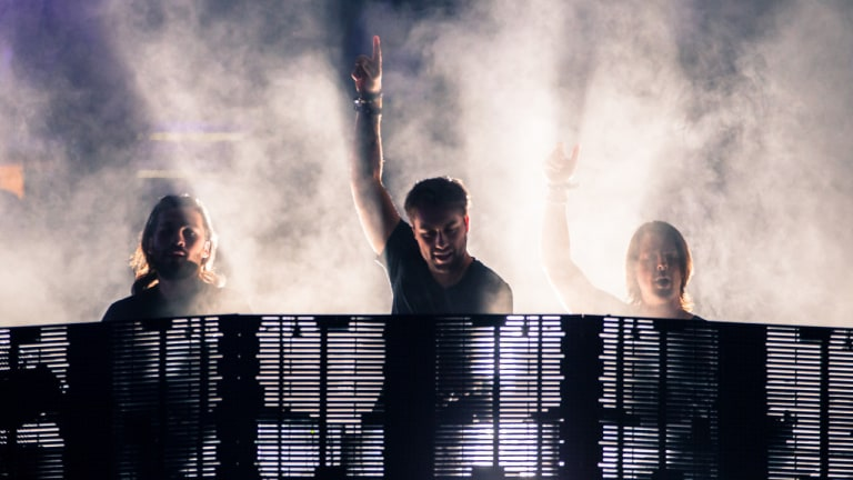 Swedish House Mafia Unveil New Stage Design at Diriyah Season
