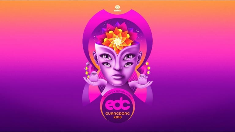 EDC Guangdong Headliners Could Have Gotten Arrested for Swearing on the Mic