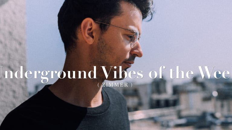 Underground Vibes Of The Week / 017