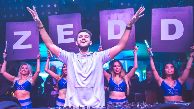 Zedd is All Set to Light Up NYE Weekend in New York City