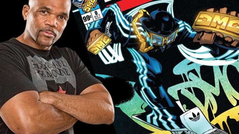 From Music to Comics Run-D.M.C.'s Darryl McDaniels Is Still Our Superhero [Interview]