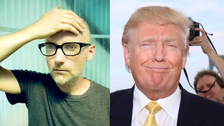 Moby's Music Video for 'In This Cold Place' Charges at Trump [WATCH]