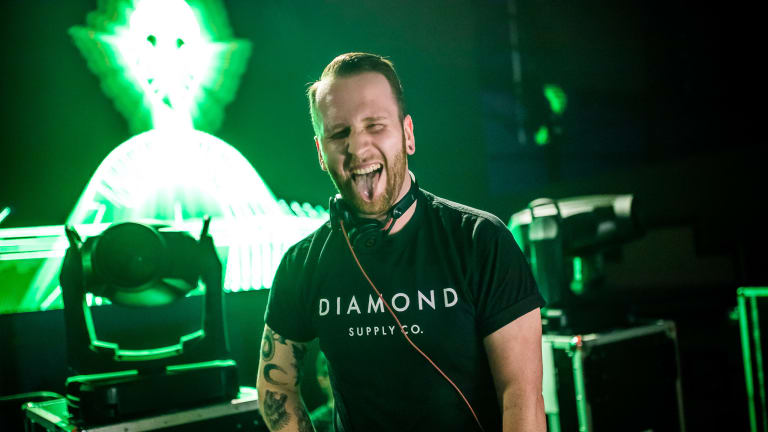 "Zomboy Brings Listeners to the ""Battlefields"" with Latest Track"
