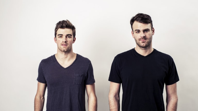 "The Chainsmokers Tease 5 Seconds of Summer Collab ""Who Do You Love"""
