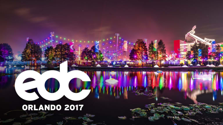Listen to Full Live Sets from EDC Orlando from Slander, KSHMR, K?D, and More