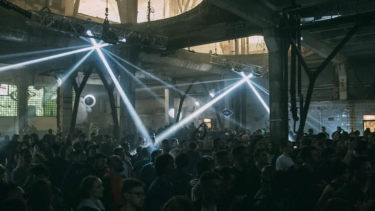 GAMMA Festival Is Bringing a Full Sensory Music Experience to Russia [INTERVIEW]