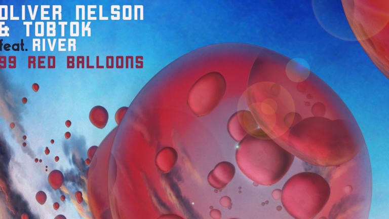 Oliver Nelson Tobtok Release A Fun Tropical House Rework Of Nenas 99 Red Balloons