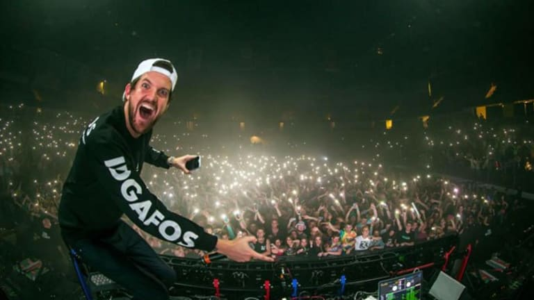 Dillon Francis Uploads Entire Coachella Set with Multiple Unreleased Tracks