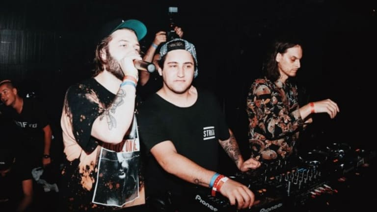 Jauz & Zeds Dead are Throwing a Massive Warehouse Rave for NYE Weekend