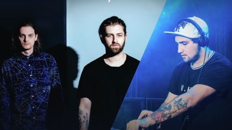 Zeds Dead & Jauz are Making the Bass Drop on New York City This NYE Weekend