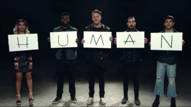 Pentatonix's Cover of 'Imagine'  is a Deep Rooted Message of Unity & Love
