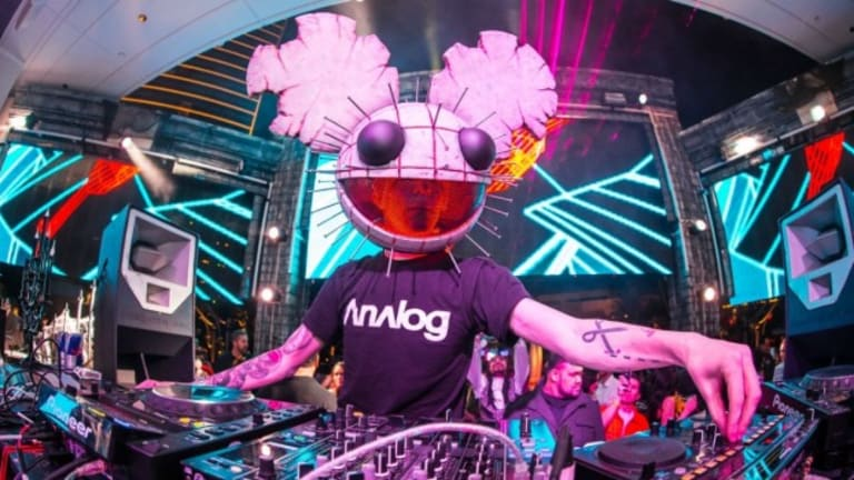 Deadmau5 Leads 'Lots of Shows in a Row' Tour With New Music