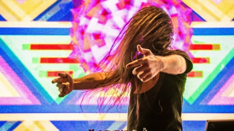 Bassnectar to Release New Music Very Soon Under His Naux Faux Side Project