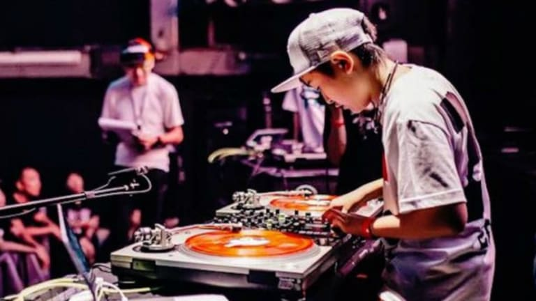 12 Year Old DJ Rena Snags Coveted DMC World DJ Championship title for 2017!