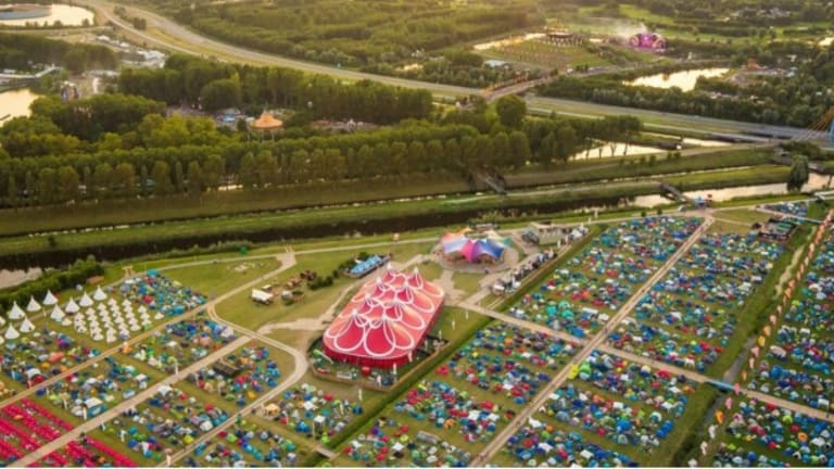 Red Cross Uses Mysteryland to Test Disaster Responses and The Future of Emergency Aid