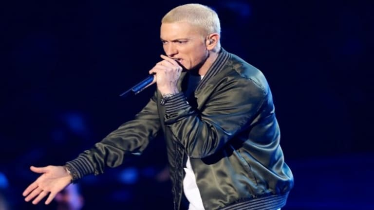 Is This Fake Drug Ad a Hint For Eminem's New Album?