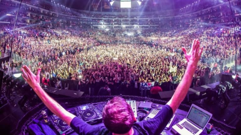 "Kaskade Puts His Own Spin on Imagine Dragons' ""Believer"" [LISTEN]"