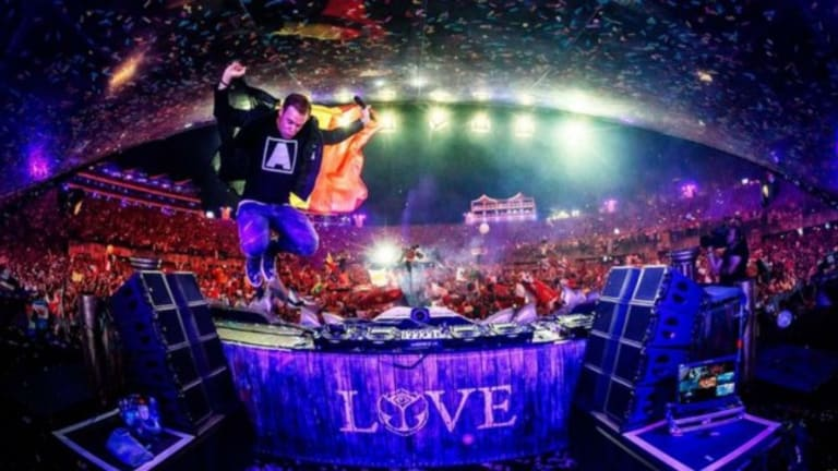 Armin van Buuren Releases His High Energy Tomorrowland 2017 Set [LISTEN]