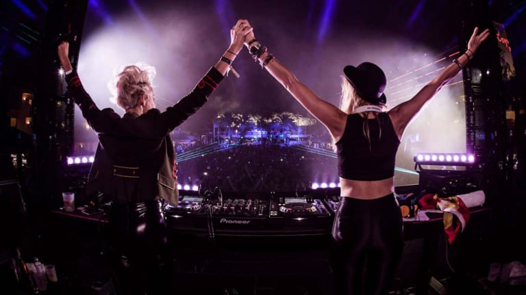 "NERVO and Chief Keef Team Up for New Release ""Champagne"" [LISTEN]"