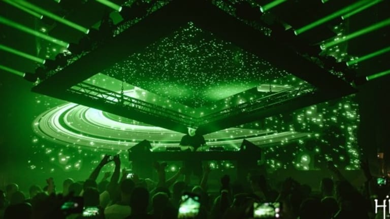 Eric Prydz Teases Breathtaking Visuals from His Upcoming Holo Tour [Watch]