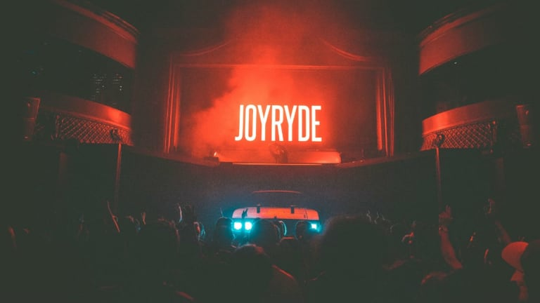 JOYRYDE Encourages Artists to Donate To Northern California Fires