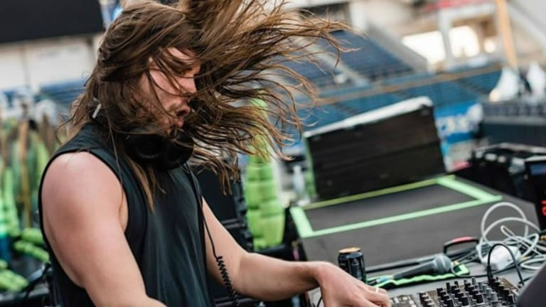 Seven Lions Drops Excision and Wooli Collab at Electric Forest 2019