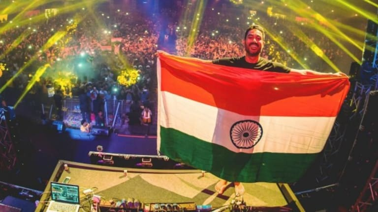 In Conversation with India's Bass Raja - NUCLEYA  [Interview]