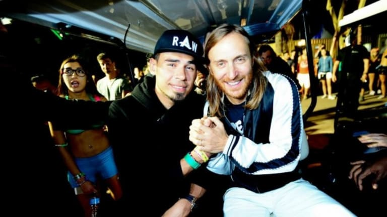 "Afrojack And David Guetta Venture Into ""Another Life"" with Futuristic Anime Video"